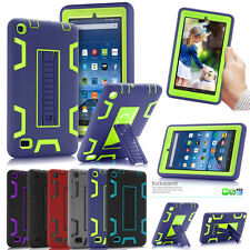 "For Amazon Kindle Fire 7"" 5th Gen 2015 Case Cover Kids Safe W/Stand ShockProof"