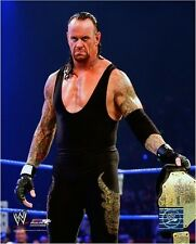 The Undertaker WWE Action Photo JT123 (Select Size)