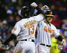 Chris Davis & Manny Machado Baltimore Orioles 2016 MLB Photo SY018 (Select Size)