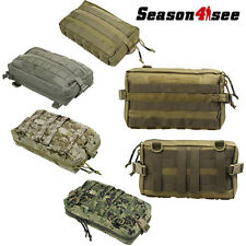 1X Airsoft 32X18CM Multi-function Utility Tool Magzine Pouch Bag Tactical Bags