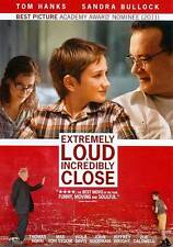 Extremely Loud and Incredibly Close DVD... New... Sealed... Free Shipping..