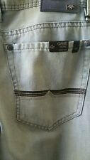 Buffalo David Bitton GAME Basic Bootcut Jeans Sanded & Light Retail $99 NWT (78)