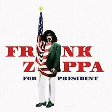 Frank Zappa for President - Frank Zappa New & Sealed Compact Disc Free Shipping