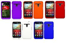 Soft Silicone Cover Case for LG Revolution VS910 Tegra 2 II Esteem MS910 Phone
