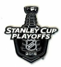 2016 Stanley Cup Playoffs Aminco NHL Hockey Limited Edition Metal Lapel Pin