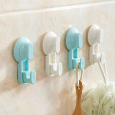 Large Suction Cup Strong Lever Lock Hook Wall Hanger Kitchen Sucker Hook LACA