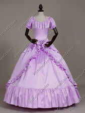 Victorian Southern Belle Princess Prom Dress Theater Reenactment Clothing 206