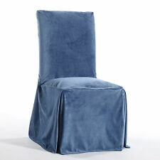 Classic Slipcovers Royal Dining Chair Skirted Slipcover