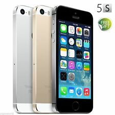 NEW APPLE IPHONE 5S CDMA/GSM UNLOCKED 16GB 32GB 64GB GOLD GRAY SILVER SMARTPHONE