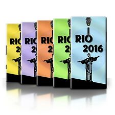 STUFF4 Back Case/Cover/Skin for Sony Xperia S/LT26i/Rio Olympic