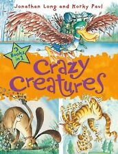 Crazy Creatures, Long, Jonathan 0192733222