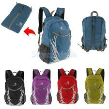 Unisex Lightweight Packable Backpack Camping Rucksack Travel Hiking Daypack