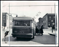 BS Photo BDV-850 Mass Transit Administration Bus 1940