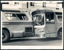 BS Photo BDV-829 Mass Transit Administration Bus 1979
