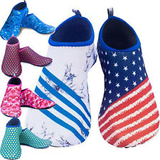 Unisex Men Women Yoga Beach Water Sport Swim Surf Aqua Slip-On Skin Socks Shoes