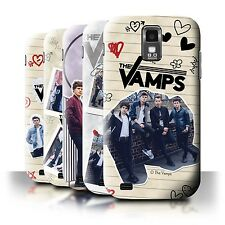 The Vamps Case/Cover for Samsung Galaxy S2 Hercules/T989 /The Vamps Doodle Book