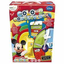 Disney Junior Mickey Mouse Clubhouse Kids Colour Consequence Activity Pack