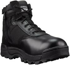 "Original SWAT 116101 Classic 6"" WP Tactical Boot, Side Zipper, Safety Toe, Black"