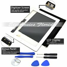 (LCD + Touch Screen Digitizer) Replacement For Apple iPad 4th White / Black