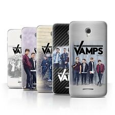 """Official The Vamps Case/Cover for Alcatel Pop 4+ (5.5"""") /The Vamps Photoshoot"""