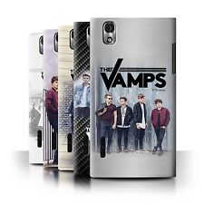 Official The Vamps Case/Cover for LG Prada 3.0/K2/P940 /The Vamps Photoshoot