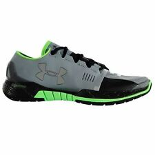 Under Armour Mens SpeedForm AMP Running Shoes Lace Up Sports Seamless Trainers