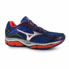 Mizuno Womens Wave Enigma Running Shoes Breathable Mesh Sports Trainers
