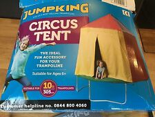 Circus Tent Trampoline Cover - 10 ft Jumpking