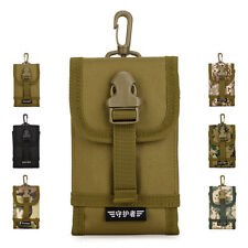 Tactical Attach Pack Outdoor 4.7Inch Phone Pack Military Army Waist Attached Bag