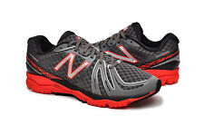 New Balance 890 Running Shoes M890SR2 Black Grey Red