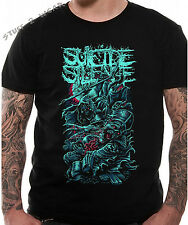 Suicide Silence Grim Reaper T Shirt OFFICIAL S L XL NEW