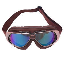 Snowboard Ski Goggles Sunglasses Sport Eyewear UV Protection Copper-plated Frame