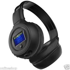 3.0 Stereo Bluetooth Wireless Headset Headphones With Call Mic/Microphone For PC