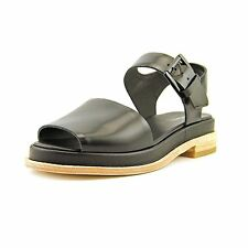 Clarks Madlen Sandal - Women's Black Leather