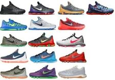 New Authentic Nike Boys Grade School KD 8 Basketball Shoes Sizes 4 - 7 MSRP $135