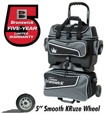 Bowling bag 4 Ball Scooter Brunswick ick Team for 4 and shoes