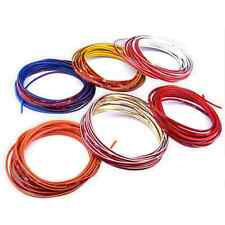 1pcs 5 Meters DIY Dream Red Car/Anywhere Decoration Moulding Trim Strip Line YC