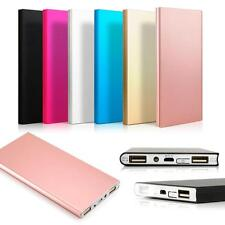 Thin 20000mAh Portable External Battery Charger Power Bank for Cellphone