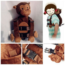Safety Harness Strap Baby Kid Toddler Walking Cosplay Backpack Reins Bag Fashion