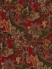 Lauren Paisley Quilt Fabric Out Of Print High Quality Cotton Quilting Treasures