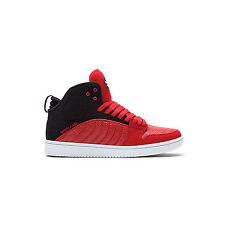 Supra Mens Williams S1W Skate Shoes Athletic Red/Black-White S72027-ARK