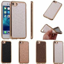 Luxury Ultra-Thin Soft TPU Rubber Bumper Case Cover For Apple iPhone 7 / 7 Plus