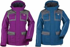 Divas Womens Arctic Appeal Waterproof Snow Jacket with Removable Hood