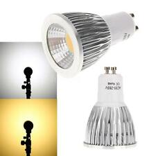 GU10 7W COB LED Spot Light Lamp Bulb High Power Energy-saving Green New I7M3