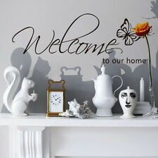 Family Removable Wall Stickers Decal Art Vinyl Quotes Mural Home Bedroom Decor