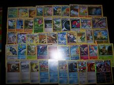Lot of 50 Mixed Pokemon Cards