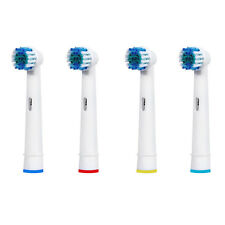 for Braun Oral B Compatible Toothbrush Replacement Heads - 4/8/12/20 Brushes Hot