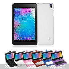 "9"" Android 4.4 KitKat 4 Core 8GB Wi-Fi HDMI Tablet PC Bundled Free Keyboard Case"