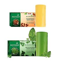 Biotique Botanicals Nourishing / Revitalizing Body Soap Pure Fruits & Vegetable