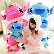 @2017  Kids Stitch Plush Toy Lilo and Stich Soft Stuffed Doll Disney Figure Gift
